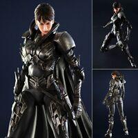 *** Man of Steel Movie Superman Faora-Ul Play Arts Kai Figure Square Enix