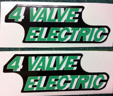 YAMAHA  XT600 AVV.EL.3TB '91 Blù / 4Valve - adesivi/adhesives/stickers/decal