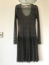 Mais il est ou le soleil?  Gorgeous floaty loose fitting dress size M approx 12