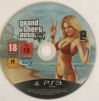 GTA V Grand Theft Auto 5 Five PS3 USED IN GOOD CONDITION (disc only)
