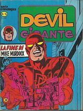 DEVIL GIGANTE n° 14 Ed. CORNO