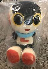 "RARE DeAgostini ROBI Robot 8"" Plush Doll Figure Toy TAKARA TOMY Japan 2014 O/Tag"