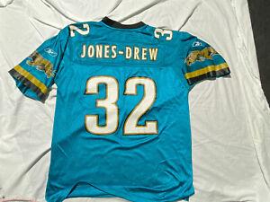 Reebok Authentic NFL Jersey Jacksonville Jaguars Maurice Jones Drew SZ Medium