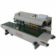 Automatic Heat Sealing Machine Horizontal Continuous Sealer Constant Plastic Bag
