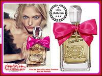 Viva La Juicy By Juicy Couture Eau de Parfum 1.7OZ OR 3.4oz Spray New Sealed Box