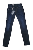 G-Star RAW Jeans Damen W27 L32 - Lynn Zip Mid Skinny Slander Flint Superstretch