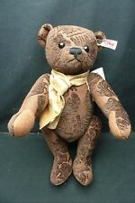 "STEIFF Anthony Teddy Bear EAN 035395  13.5"""