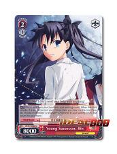 Weiss Schwarz Fate/Zero x 4 Young Successor, Rin [FZ/S17-E069 U] English