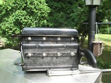MODEL ''T'' FORD COIL BOX 1926-27 WITH LID