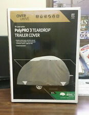 NEW Classic Accessories PolyPro 3 Teardrop Trailer Cover 80-297-153101-RT