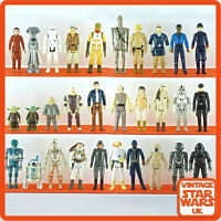 Vintage Star Wars - Empire Strikes Back Original Loose Action Figures ESB