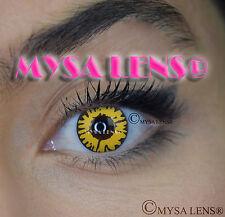 Crazy Coloured Contact Lenses Kontaktlinsen color contact lens Twilight New moon