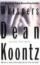 Whispers by Dean Koontz (2001, Paperback)
