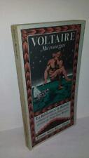 Voltaire- Micromegas- Biblioteca di Babele Franco Maria Ricci 1979