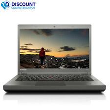 "Lenovo ThinkPad 14.1"" T440p Core i5 Laptop Windows 10 Home 4GB RAM 250GB HD"