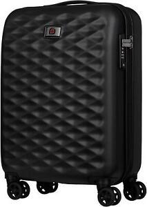 Wenger Lumen Hardside Luggage 20'' Carry-On - Black