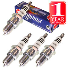 NGK IRIDIUM IX SPARK PLUGS x4 SKODA FABIA 1.4 16V MANUAL  99-07