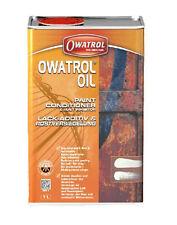 Owatrol Öl Kriechöl Rostschutz Holzschutz 5 Liter