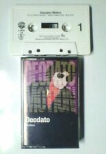 DEODATO - Motion (Cassette,1984, Warner Bros WB25175-4) Jazz Funk Disco VG cond.