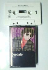 DEODATO - MOTION (Cassette 1984, Warner Bros) JAZZ FUNK RARE TESTED VG USA 100%