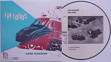"Loods-Loud Machine 12"" PICTURE DISC Kenzi the Pogo Star Club Ryders Giappone Punk"