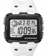 Timex TW4B04000, Expedition Grid Shock Chronograph Watch, Indiglo, TW4B040009J