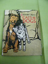 British Library, Diary 2013 Cats and Dogs