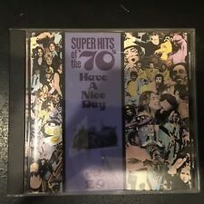 SUPER HITS OF THE '70S: HAVE A NICE DAY, VOL. 20 CD VARIOUS ARTISTS Rhino