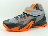Nike Soldier VIII GS Boys Shoes Basketball Adjustable 653645 004/010 Rare
