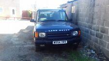 Landrover discovery 2 td5 auto 2000 mot
