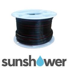 Austech 10mm Low Voltage Figure 8 Garden Lighting Cable [Per Metre]