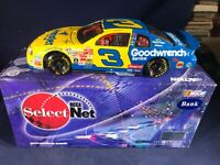 W1-13 DALE EARNHARDT #3 WRANGLER JEANS / GM GOODWRENCH 1999 CHEVY MONTE CARLO