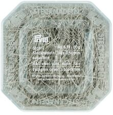 (16.20 EUR/100g) PRYM Stecknadeln Superfein 0,50 x 30 mm 50g