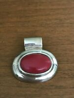 Vintage Taxco Mexico Sterling Silver 925, TP-121 Pendant