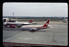 Orig 35mm airline slide Air Algerie 737-200 7T-VER [212-2]