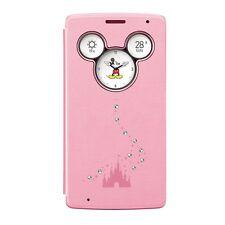 DOCOMO LG DM-01G DISNEY SWAROVSKI ANDROID 5.0 SMARTPHONE UNLOCKED NEW PHONE PINK