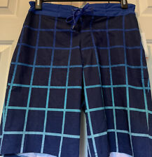 New listing Men's Size 28 Old Navy Swim Boardshorts W/ Built In Flex UPF 40 NEW With Tags