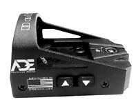Ade Advanced Optics RD3-012 Delta Red Dot Micro Mini Reflex Sight For Handgun