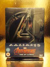 STEELBOOK Blu-ray Avengers 2 [ Zavvi limited 2D/3D ]