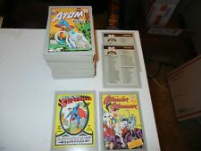 Marvel DC Comics 1992 Series 1 Skybox 180 card set complete mint=pack fresh