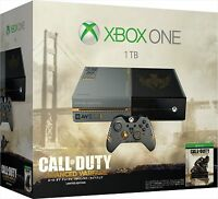 Xbox One Call of Duty Advanced Warfare Limited 1TB Game Console System Japan NEW