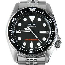 SEIKO AUTOMATIC DIVERS MENS WATCH 200M SKX013K2 FREE EXPRESS SKX013 w/BOX