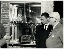 Italia, Marchese Oberto Spinola, Avv. Amedeo Peyron Sindaco di Torino  Vintage s