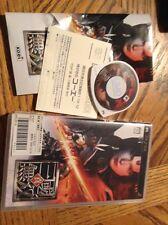 UsedGame PSP Shin Sangoku Musou Dynasty Warriors [Japan Import]