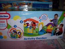Little Tikes Activity Garden Multi-Functional Play Center….New