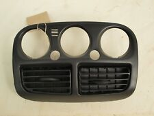 Subaru Classic V1/V2 Front Air vents/Heater fan control surround