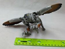Hasbro Transformers Beast Wars Silverbolt Wolf Eagle Figure 1997 - Incomplete