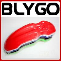 Plastic Front Wheel Mud Guard Fender CRF50 STYLE 125CC PIT PRO Trail Dirt Bike