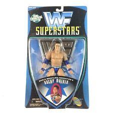 The Rock WWF WWE Jakks Action Figure Superstars Series 1997 Sealed