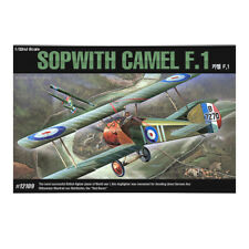 ACADEMY #12109 1/32 Plastic Model Kit SOPWITH CAMEL F.1